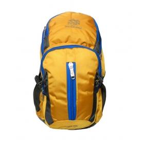 Donex Yellow & Grey Travel Bag