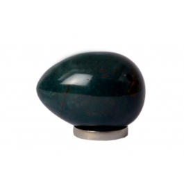 Bloodstone Egg Crystal Natural Stone Good Quality Healing Reiki Aura Yoni