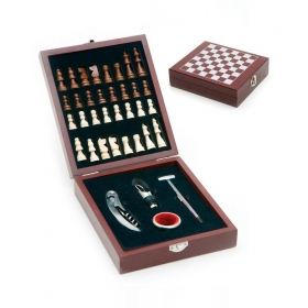Chess Bar Set