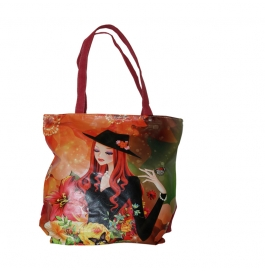 BagHubs Printed Beby Flower Tote Bag