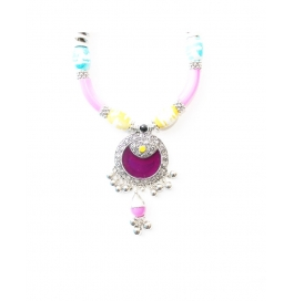 Loveesa Nupur Ethnic Neeklace Accessories