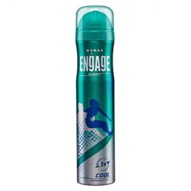 Engage Woman Sport Cool Deodorant - 150 Ml