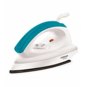 Eveready Di120 Dry Iron Turquoise Blue
