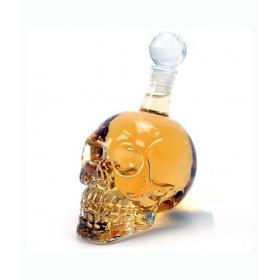 Crystal Head Vodka 1000 Ml Skull Bottle Decanter