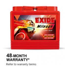 Exide Mileage Fm10 Midin55/r