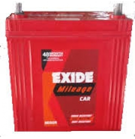 Exide Mileage Red Fm10 Mred40lbh