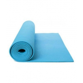 4 Mm Blue Anti Skid Yoga Mat