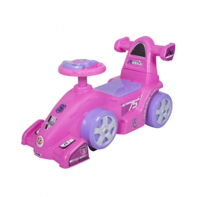 Baby Ride On Formula Car Pink