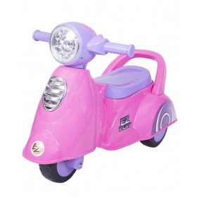 Ez' Playmates Baby Ride On Italian Scooter Pink