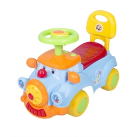Playmates Baby Ride On Dream Car Blue