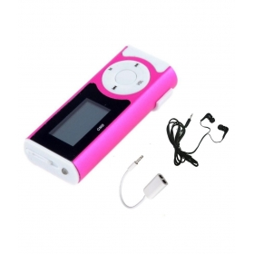 Ezzeshopping Ez-15 Mp3 Players Pink