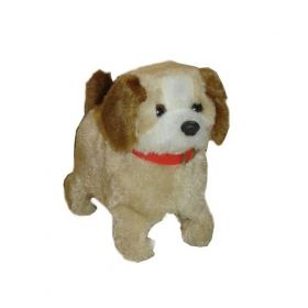 Fantastic Puppy Battery Operated Jumping Dog Run Jump Toy