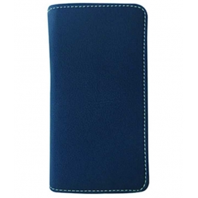 Fastway Leather Pouch For Apple Iphone 6 - Blue