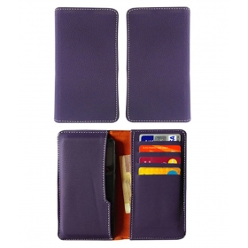 Pouch For Samsung I9300i Galaxy S3 Neo - Purple