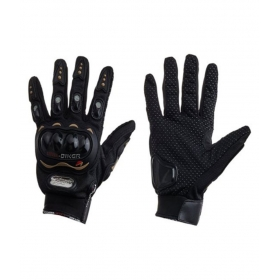 Bikerz Bike Riding Gloves - Black