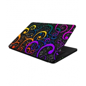 Ls5570 Premium Quality, Hd, Uv Printed, Laminated, Protected, Scratchproof, Washable, Easy To Install Printed Laptop