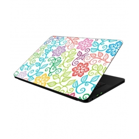 Ls5578 Premium Quality, Hd, Uv Printed, Laminated, Protected, Scratchproof, Washable, Easy To Install Printed Laptop