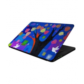 Ls5581 Premium Quality, Hd, Uv Printed, Laminated, Protected, Scratchproof, Washable, Easy To Install Printed Laptop