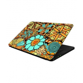 Ls5611 Premium Quality, Hd, Uv Printed, Laminated, Protected, Scratchproof, Washable, Easy To Install Printed Laptop
