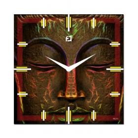 Multicolour Vinyl Wall Clock