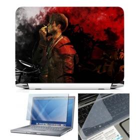 3 In 1 Laptop Skin Pack - Gaming Series Ls1919
