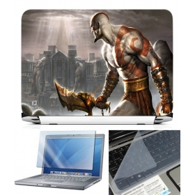 3 In 1 Laptop Skin Pack - Gaming Series Ls1914