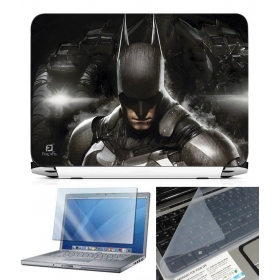 3 In 1 Laptop Skin Pack - Gaming Series Ls1879