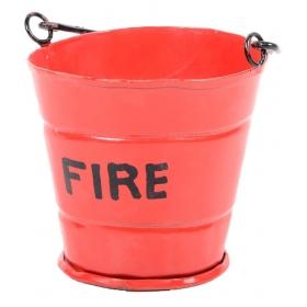 Fire Bucket Ash Tray