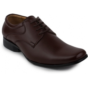 Formal Lace Up Shoes (brown)