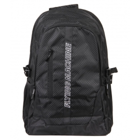 Flying Machine Black Laptop Bags