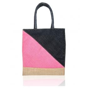 Foonty Jute Lunch Bag