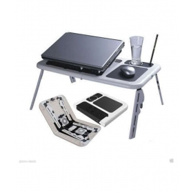 Laptop Table For Upto 38.1 Cm (15) White