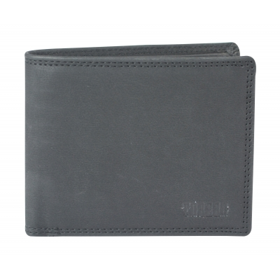 Torero Feidal Men's Slim Wallet - Black (to028121-1)
