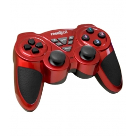 Frontech Red Gaming Pad Or Joystick Jil
