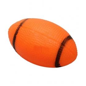 Ball Shape Chew Orange Figure Toy