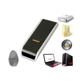 Security Usb Biometric Fingerprint Scanner / Reader Password Lock For Desktop Pc