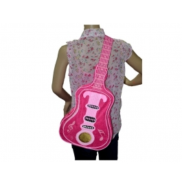Guitar bags for kids bag in this very comfortable –p.u bag Size L-50cm waterproof brand By vikon's