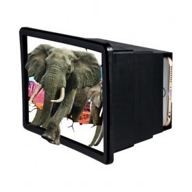 3d Screen Enlarger / Magnifier Black