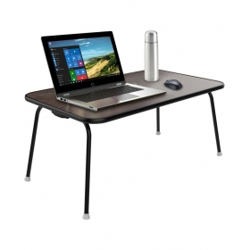 Essentials Laptop Table For Upto 38.1 Cm (15) Brown