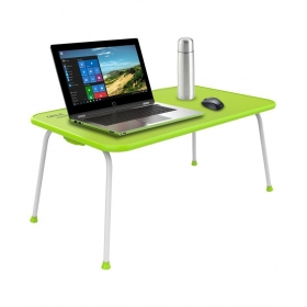Essentials Laptop Table For Upto 38.1 Cm (15) Green