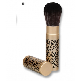 Glamgals Tiger Print Natural Blusher Brush 35 Gm