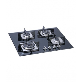 Glen Gl 1064 Sqin Tr 4 Burner Auto Built In Hob