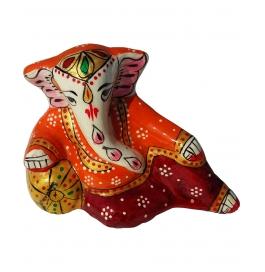 Lord Ganesha Red