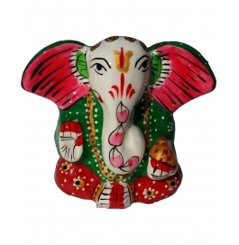 Lord Ganesha Green