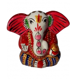 Lord Ganesha Red