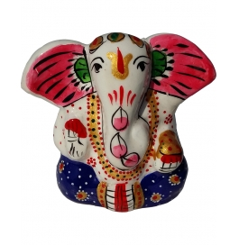 Lord Ganesha White