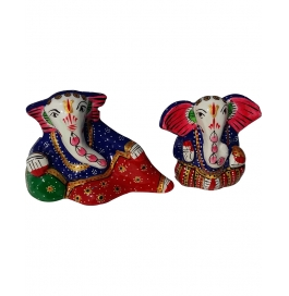 Lord Ganesha Set Of 2