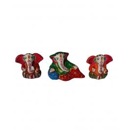 Lord Ganesha Set Of 3