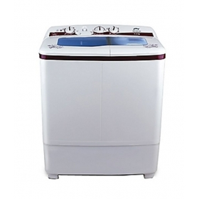 Godrej 6.2kg Gws 6204 Ppd Semi Automatic Washing Machine - Wine Red