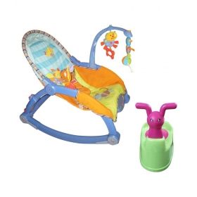 3 In 1 Portable Toddler With Potty Seat